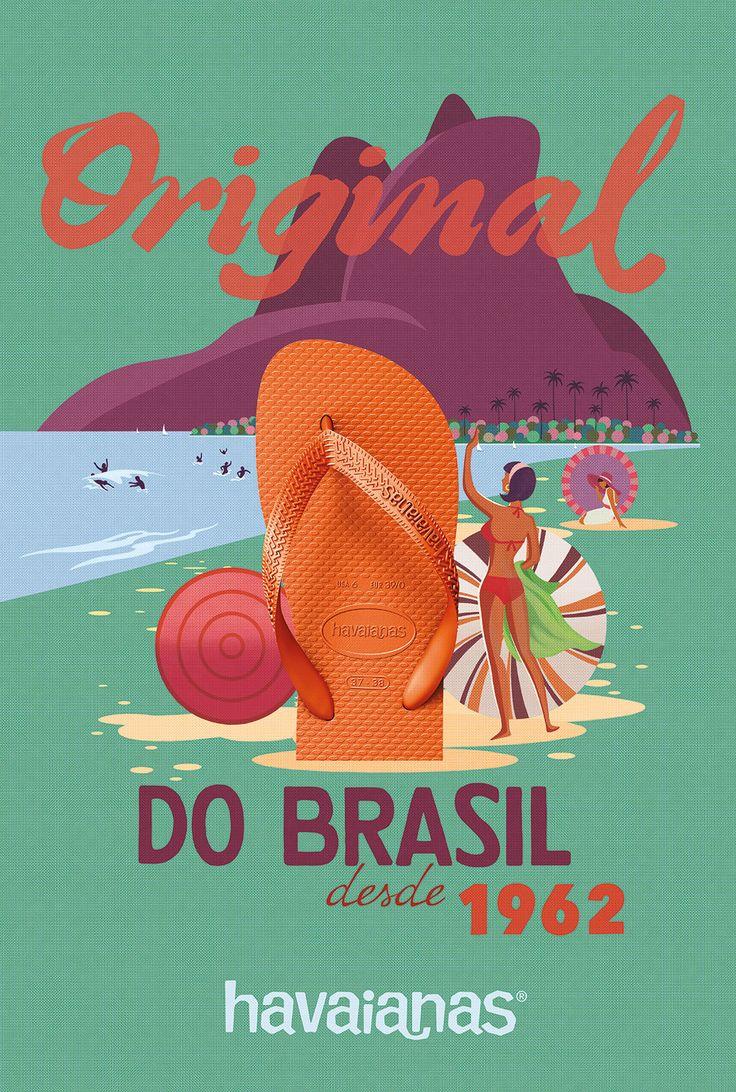 Com dança no Pão de Açúcar, Havaianas estreia sua primeira campanha global