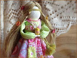Мастер-класс по созданию куколки Радуницы   Ярмарка Мастеров - ручная работа, handmade