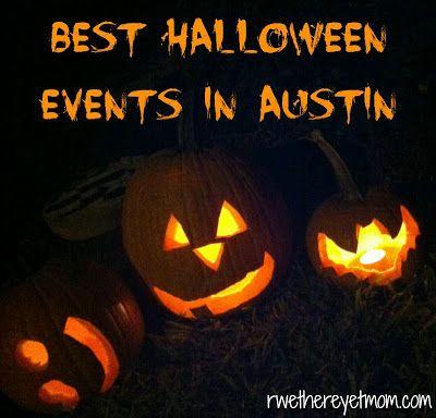 best halloween events in austin tx 2013 - Halloween Events In Texas