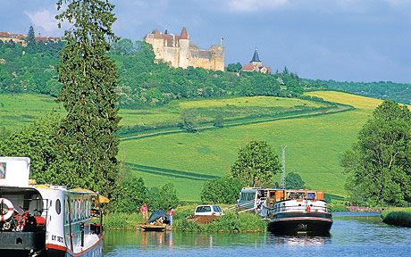 The Burgundy Canal, France   Planned future adventure! Please like us on fb: https://www.facebook.com/EveryoneSaidIShouldWriteABook