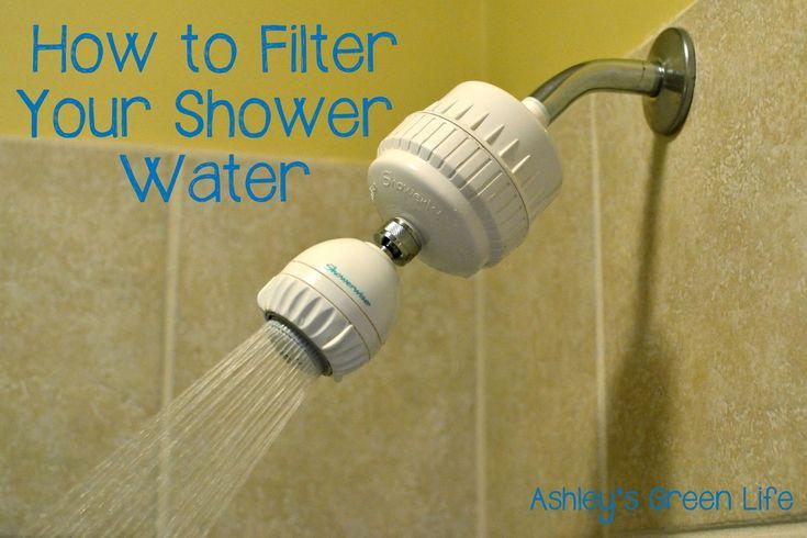 25 best ideas about shower filter on pinterest shower liner paper angels diy and baby. Black Bedroom Furniture Sets. Home Design Ideas