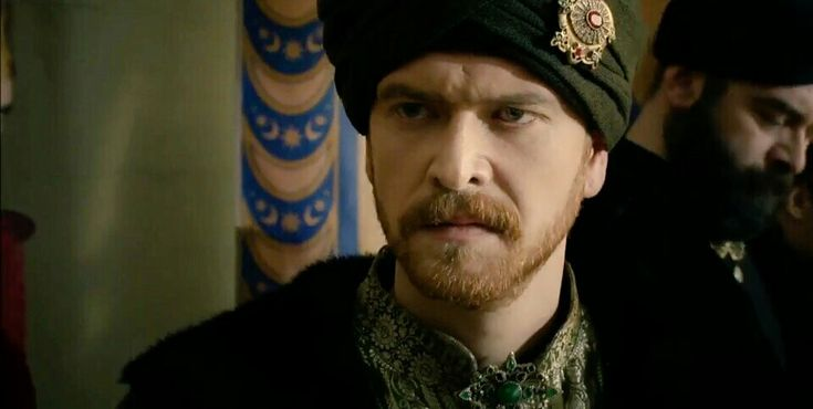 "Sultan Selim II (Engin Öztürk) ♥ ""Magnificent  Century"""