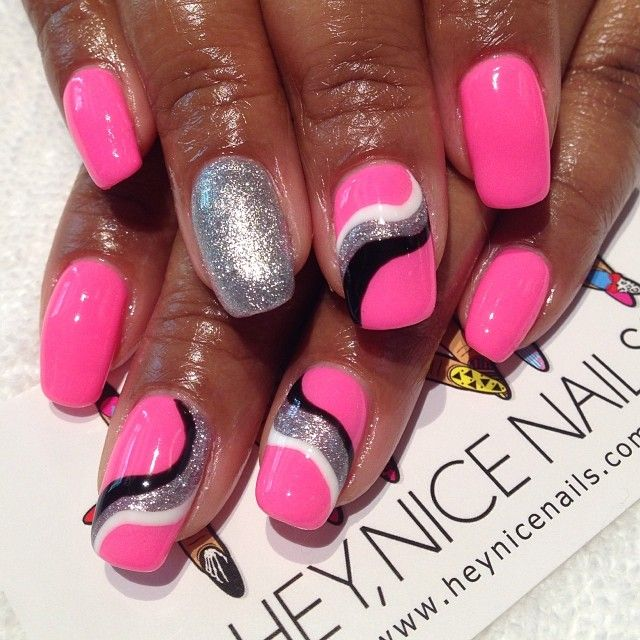 Instagram photo by heynicenails #nail #nails #nailart
