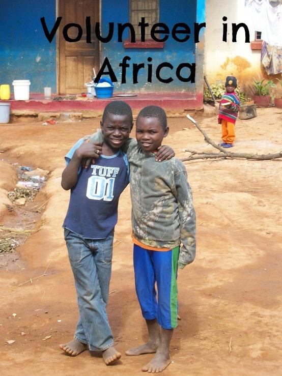 Bucket List: Volunteer in Africa - Jen Lowthrop