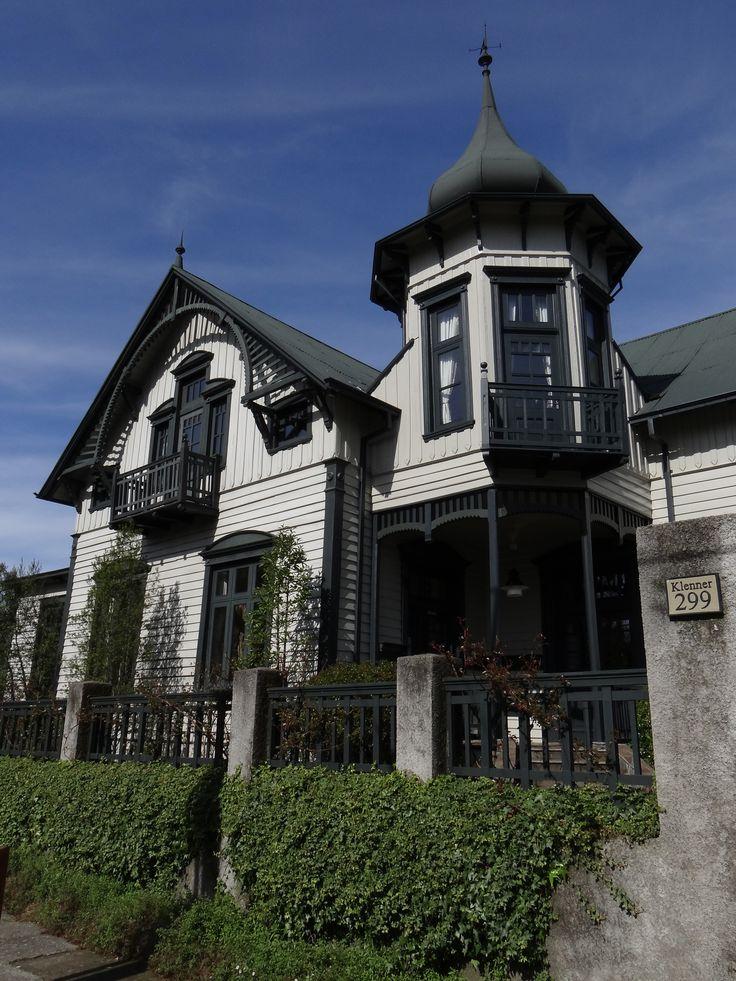 Casa Kuschel - Puerto Varas - Chile