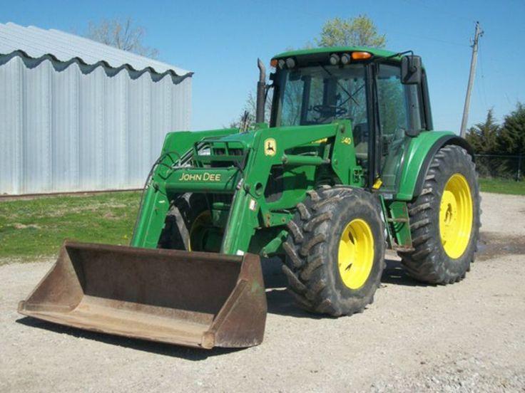 2004 John Deere 6420 Tractors for Sale | Fastline