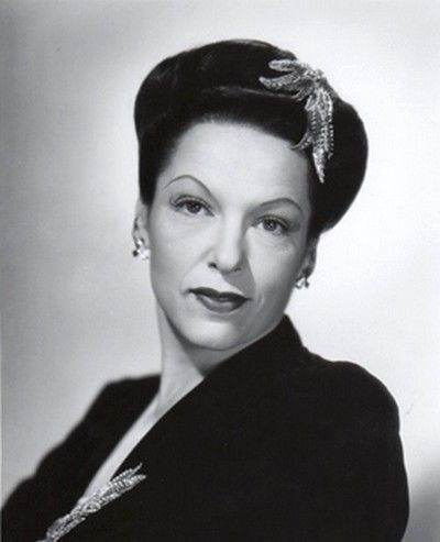 Gale Sondergaard - Sly, manipulative, dangerously cunning and sinister were the key words that best described the roles that Gale Sondergaard played in motion pictures, making her one of the most talented character actresses ever seen on the screen.  http://www.imdb.com/name/nm0814216/bio