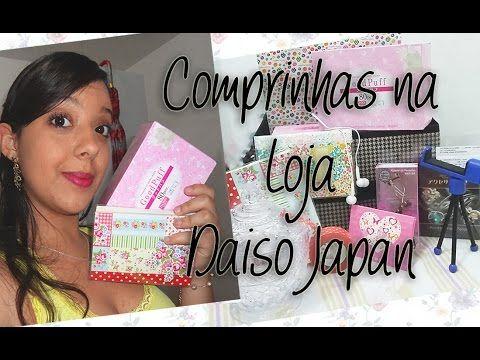 Comprinhas na Loja Daiso Japan do Shopping Boulevard Tatuapé   Uma Menina Moderna   Nayara Felix