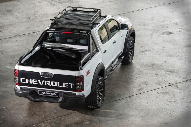 Conexão Automotiva: Face-lift da Chevrolet Colorado (vulgo S10) é apresentado na Tailândia e chega dia 4 ao Brasil