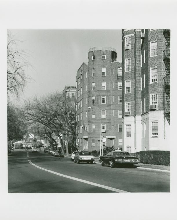 8701 Shore Rd., Bay Ridge, Brooklyn. December 1, 1978