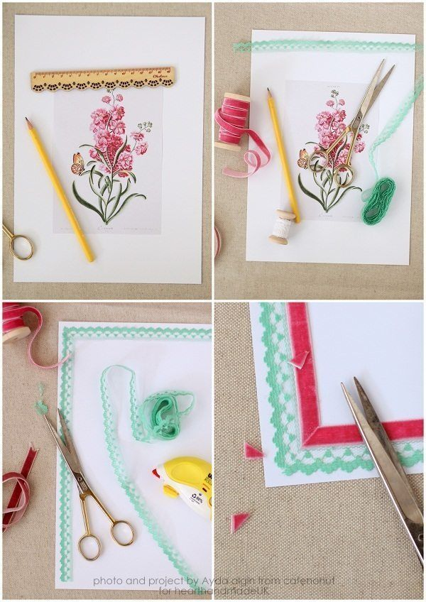 The Easiest DIY Wall Art Tutorial - EVER | Personable Pins | Pinterest