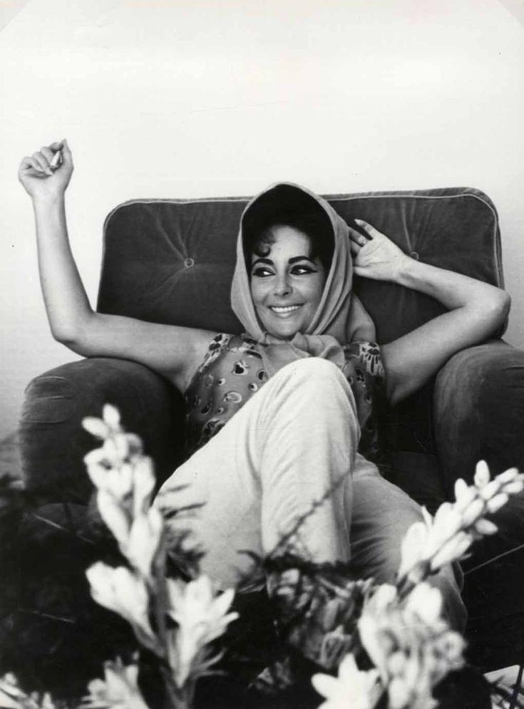 Ken Heyman, Portrait of Elizabeth Taylor, 1960s