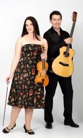 Nancy Kerr and James Fagan - a fantastic folk duo!!!
