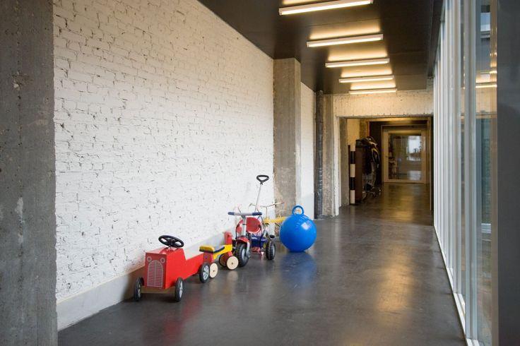 vloer (gepolijste beton?)