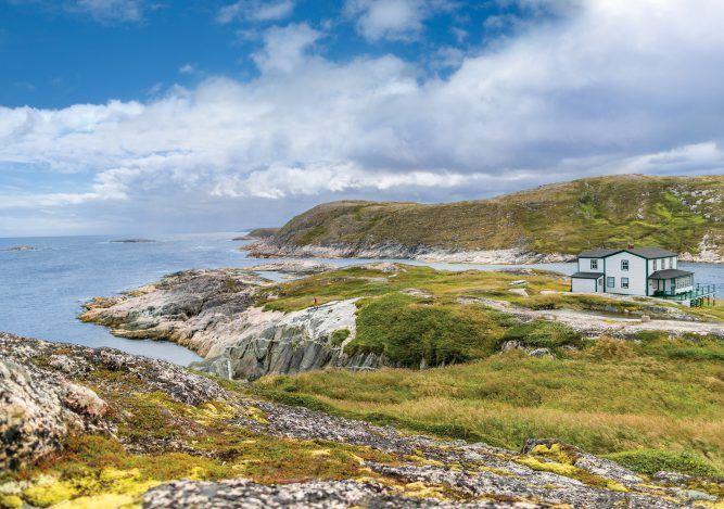 Ressourcez-vous dans la magnifique ville de Battle Harbour. #TerreNeuve #Labrador #InfinimentCanada