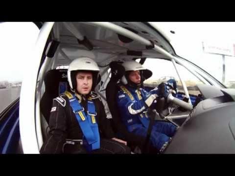 Vali Porcisteanu - Mihnea Dutescu - Clio R3 onboard - Arad Vss