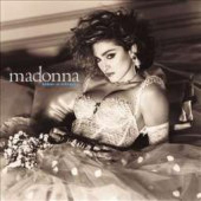 "Madonna's Record-Setting 38 Top 10 Hits: 1984 - ""Like a Virgin"" - #1"