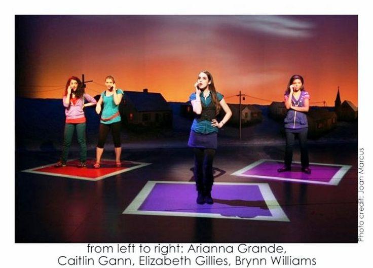 Elizabeth Gillies & Ariana Grande - 13 The Musical