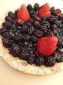 Cocina chilena barato y rico: Tarta de Berries