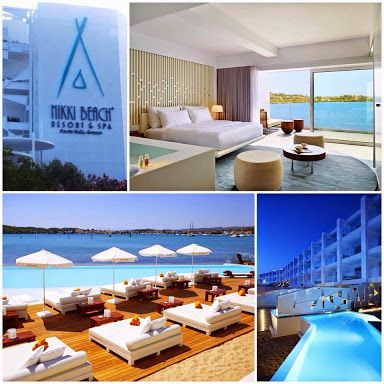 It's official! Nikki Beach Resort & Spa Porto Heli Greece, our 11th Nikki Beach location & 2nd hotel property in the world, is now open!