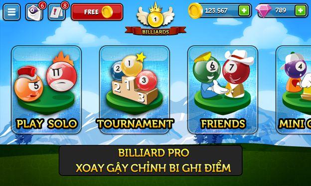 Game Billiards Pro - Game Bi-a Online cho Android http://taivn.mobi/game-billiards-pro-game-bi-a-online-cho-android.html