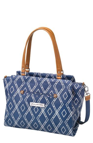 Petunia Pickle Bottom 'Statement' Diaper Satchel available at #Nordstrom
