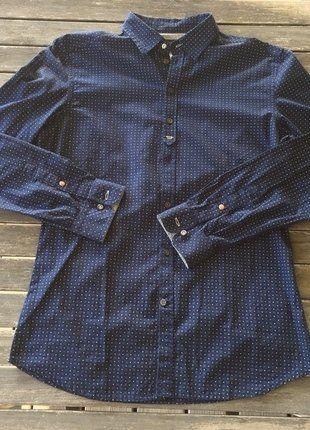 À vendre sur #vintedfrance ! http://www.vinted.fr/mode-hommes/chemises/36123095-chemise-diesel-m-bleu-marine-prix-de-base-70eu