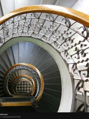 holz treppe design atmos studio, holz treppe design atmos studio   boodeco.findby.co, Design ideen