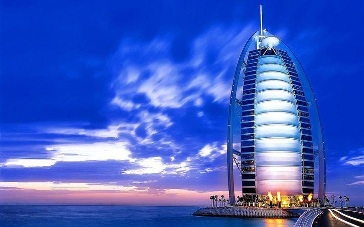The $1 Billion Burj Al Arab 7 Star Hotel #life #like4like #luxurylife #luxury #dubai #travel #burjalarab #insta #instagood #instadaily