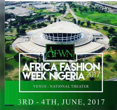 "Africa Fashion Week Nigeria 2017       Africa Fashion Week Nigeria 2017 is set to hold at the National Arts Theater in Lagos on the 3rd and 4th June.  The annual fashion week is set to make the new edition an unforgettable one while staying true to African roots stating with the change in the venue for this year's edition. Themed Celebrating the Vibrant Pulse of Africa the 2017 edition will be different.  ""Africa Fashion Week Nigeria (AFWN) staying true to its African heritage in conjunction…"