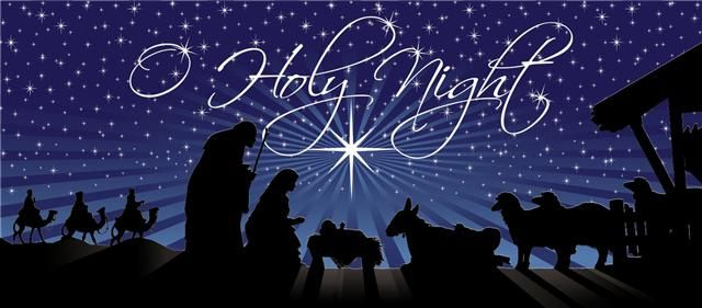 O Holy Night--I didn't realize it until tonight, but this is one of the only Christmas songs I can worship with. So now it's my new favorite.