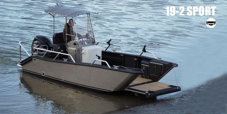 Munson Aluminum Boats - Custom welded aluminum boats, landing craft, workboats, patrol boats, fire boats, passenger boats, dive boats, resea...