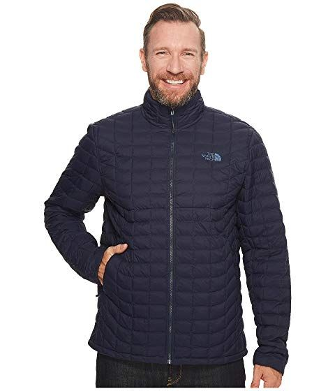 b9168d6504 ... clearance the north face thermoball jacket tall urban navy matte.  thenorthface cloth 57816 0d3aa
