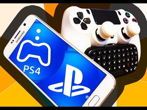 cool PS4 Remote Play on Samsung Galaxy S6 Check more at http://gadgetsnetworks.com/ps4-remote-play-on-samsung-galaxy-s6/