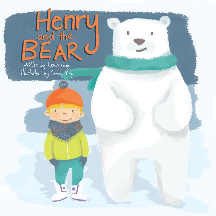 Henry and the Bear by Kevin Gray