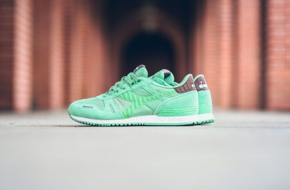 http://SneakersCartel.com Mint Green Covers The Diadora Titan 2 #sneakers #shoes #kicks #jordan #lebron #nba #nike #adidas #reebok #airjordan #sneakerhead #fashion #sneakerscartel http://www.sneakerscartel.com/mint-green-covers-the-diadora-titan-2/