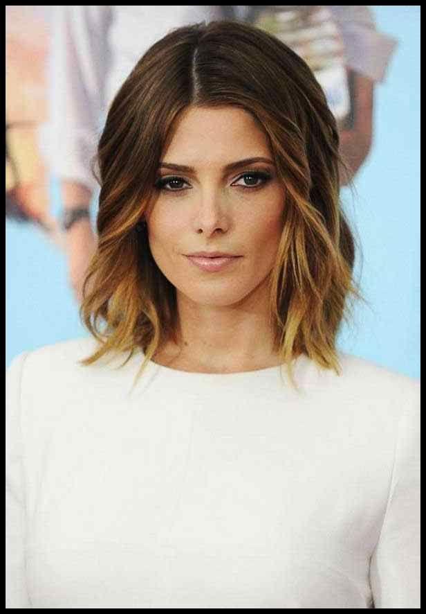 32 Fabulous Frisuren für lange Gesichter | Beliebte Frisuren | Frisuren Tutoria…