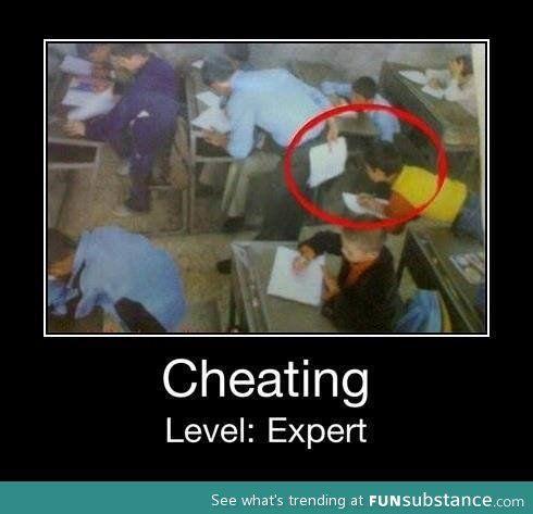 Cheating power level-9001
