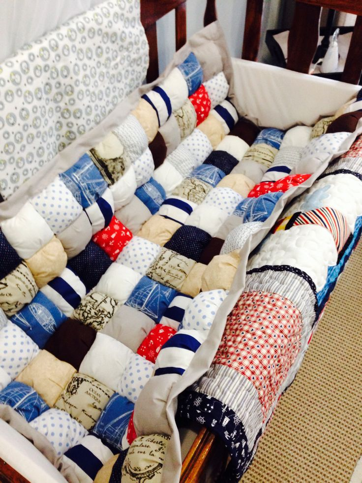 Our beautiful nautical themed quilt