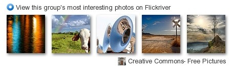 free creative commons pictures pool on flickr