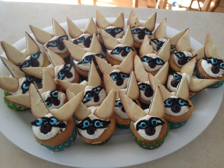 Skippyjon Jones cupcakes!
