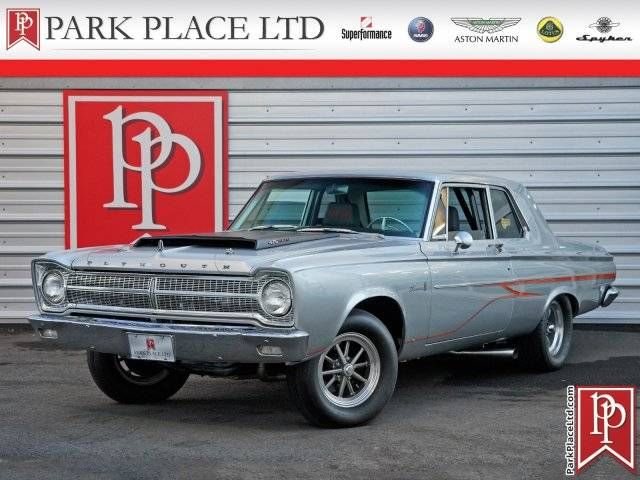 1965 Plymouth Belvedere for sale #2046291 - Hemmings Motor News