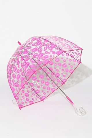 I MUST have this!  :) Betsey Johnson Bubble Umbrella - Urban Outfitters