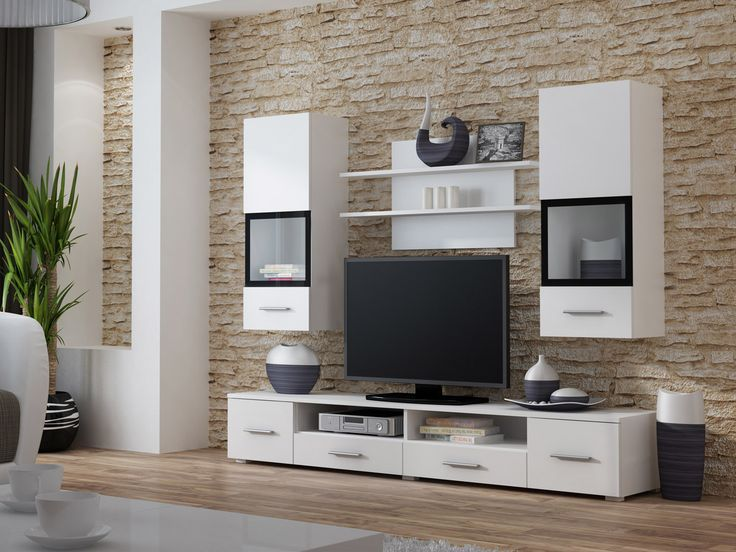 Modern Living Room Murals 304 best modern wall units / entertainment centers / tv cabinets