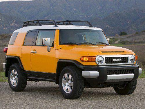 Toyota FJ Cruiser 40 V6 I want one so bad