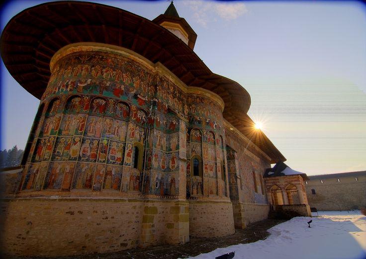 Mănăstirea Suceviţa România