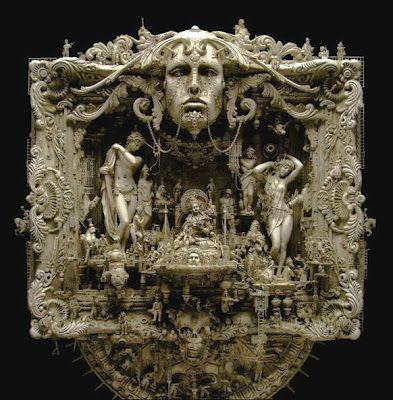 Kris Kuksi – Neo-Baroque Post-Postmodern Sculptor and Artist
