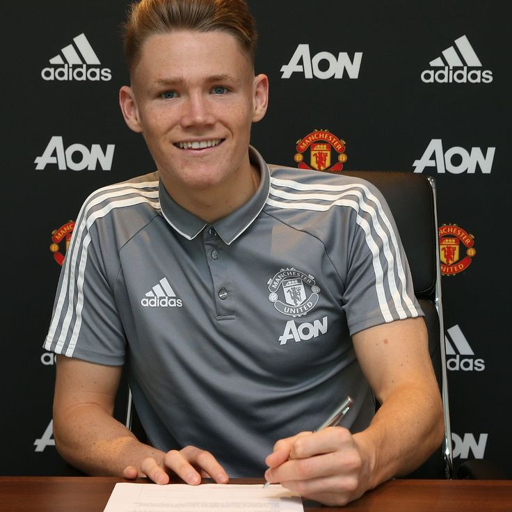 MANCHESTER UNITED SPORT NEWS: NEW DEAL FOR SCOTT MCTOMINAY