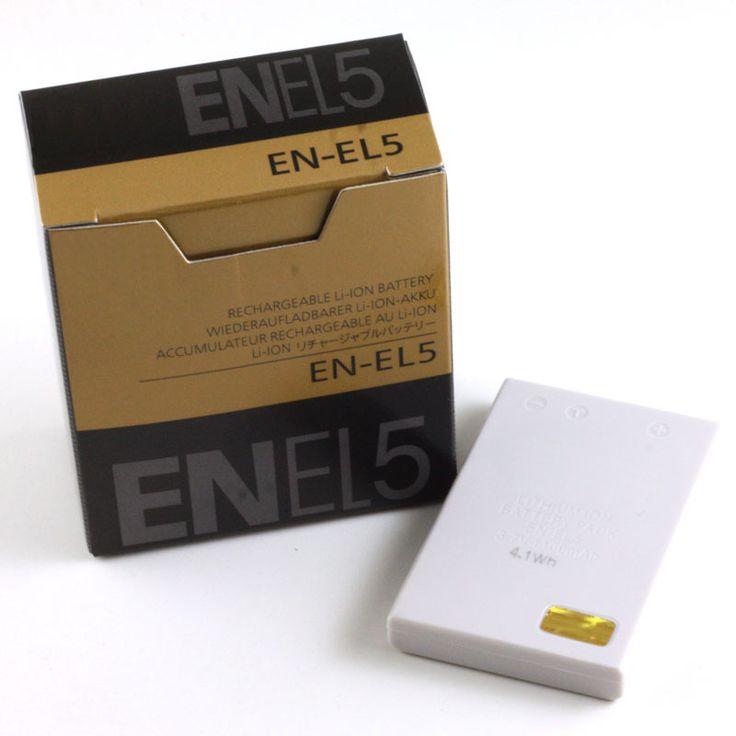 $5.67 (Buy here: https://alitems.com/g/1e8d114494ebda23ff8b16525dc3e8/?i=5&ulp=https%3A%2F%2Fwww.aliexpress.com%2Fitem%2FEN-EL5-EN-EL5-ENEL5-Battery-for-Nikon-Coolpix-P90-P100-P500-P510-P520-P3-P4%2F2034489766.html ) EN-EL5 Battery EL5 ENEL5 Batteries For Nikon P90 P100 P500 P510 P520 P3 P4 P5000 P5100 P6000 P80 S10 4200 5200 5900 7900 for just $5.67