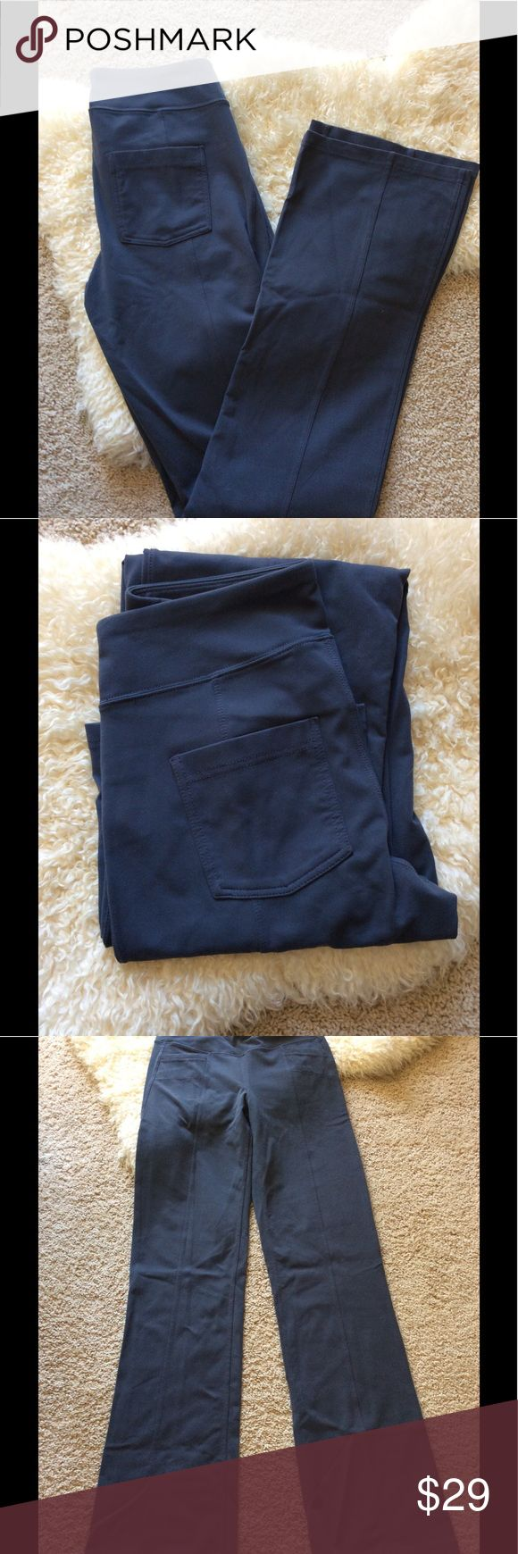 Athleta gray stretch tall yoga pants Beautiful and flawless gray stretchy yoga pants from Athleta. 9 inch rise 28 inch waist 36 inch inseam(extra tall!) made of 88% nylon and 12% spandex. Excellent condition free of stains tears and holes! Athleta Pants